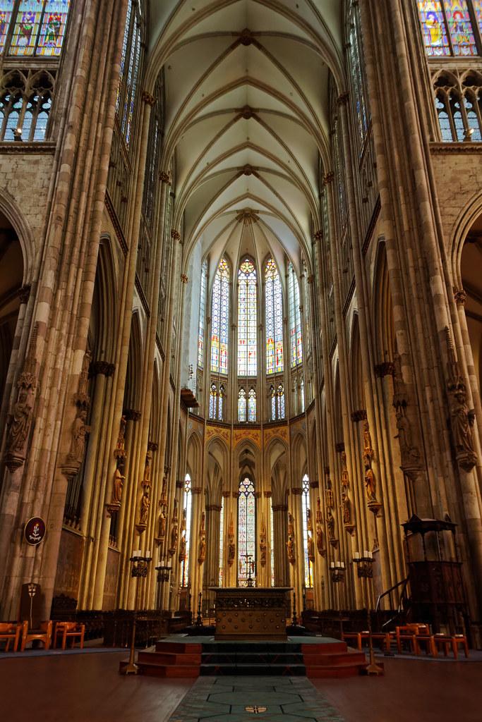 Vierungsaltar Kölner Dom