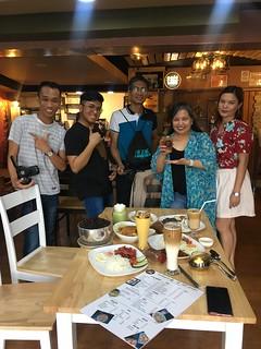 Cafe Tribu, Tomas Morato | by beingjellybeans