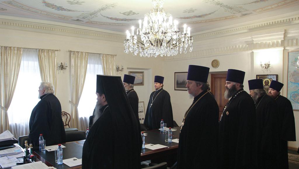 Состоялось заседание Совета Юго-Восточного викариатства г. Москвы