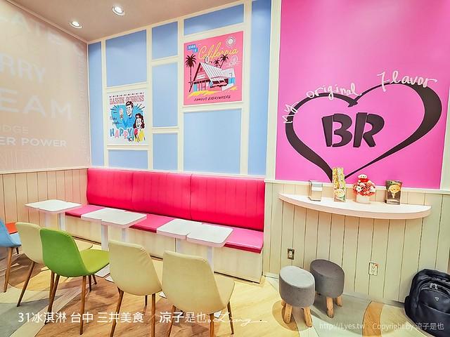 31冰淇淋 台中 三井美食 9