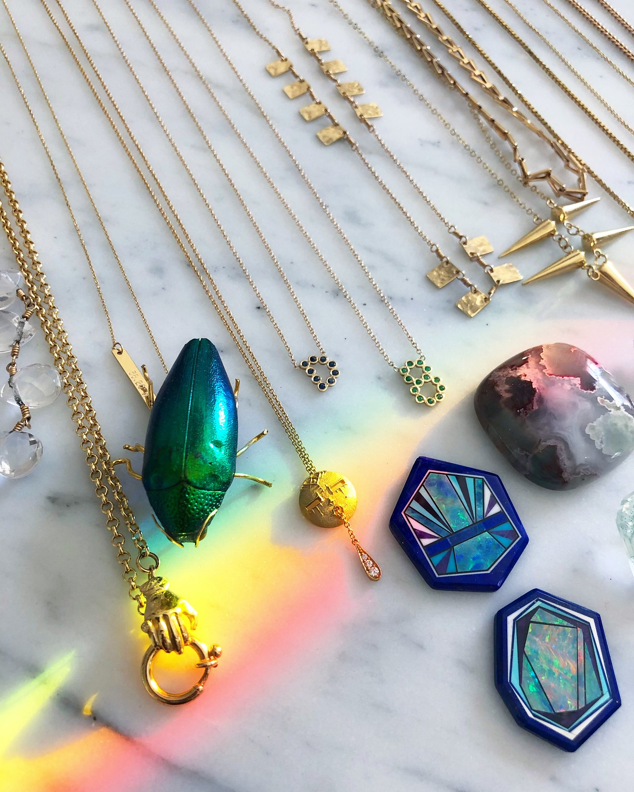 Desk Views | Gem Gossip