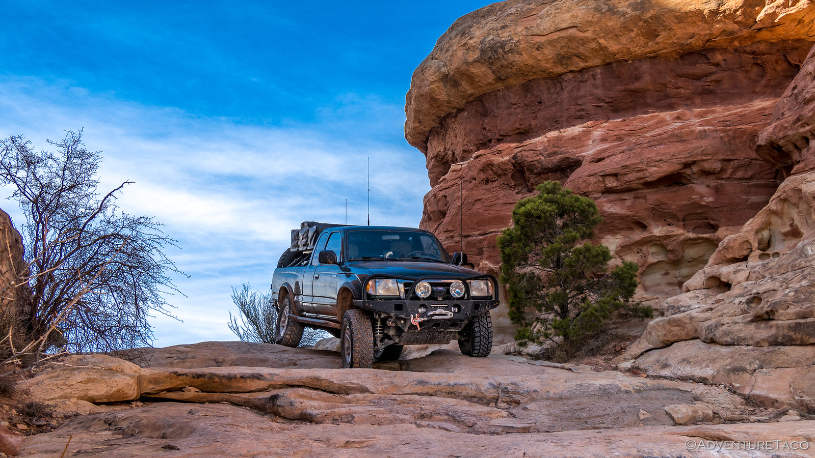 Ruining Around Utah 4 - Over-Under & Saving a Jeep