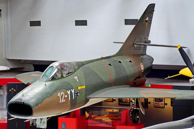 12-YY   Dassault Super Mystère B2  Le Bourget 15-05-16