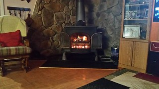 Woodstove convert | by jim0421