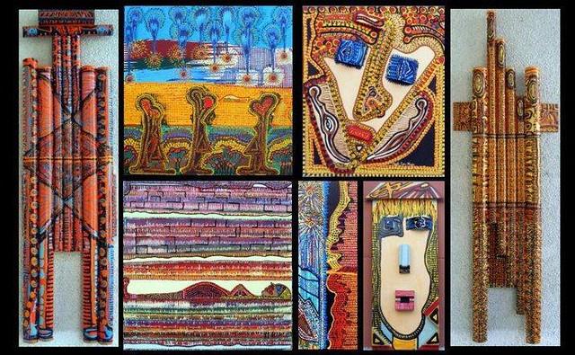 mirit ben nun israel israeli women art paintings drawings female exhibit