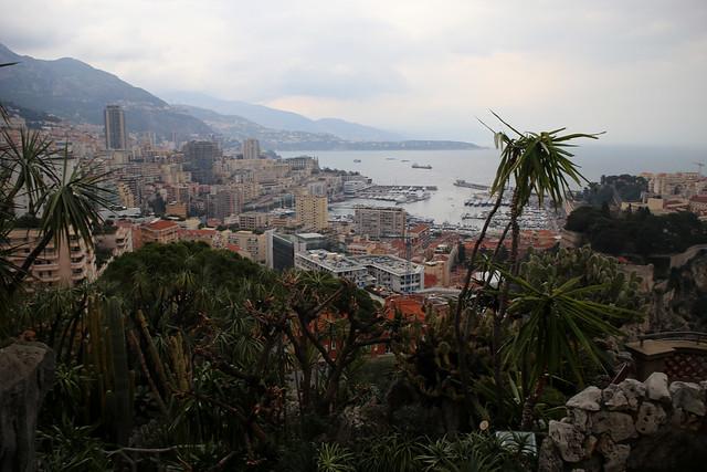 Monaco Exotic Gardens