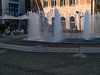 Hexagonalbrunnen - Walk-in-Fountain by fotogake