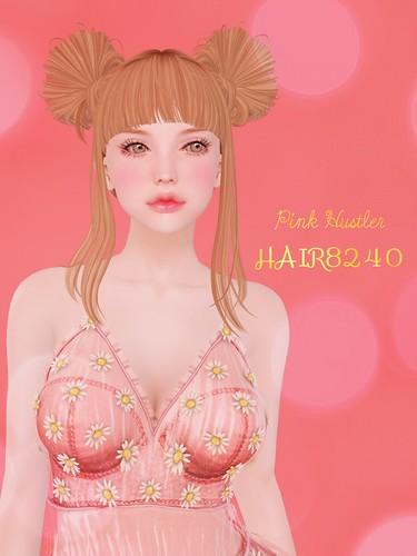 HAIR8240   by ℙɪɴᴋ ℍᴜsтʟᴇʀ♥ℙɪɴᴋℒɪᴏɴ