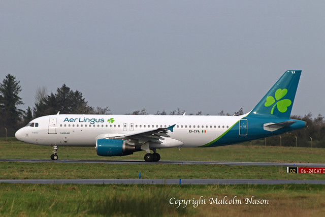 A320 EI-CVA AER LINGUS (NC)