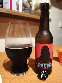 As Cervecers Spectre Brandy Barrel Aged | by pep_tf