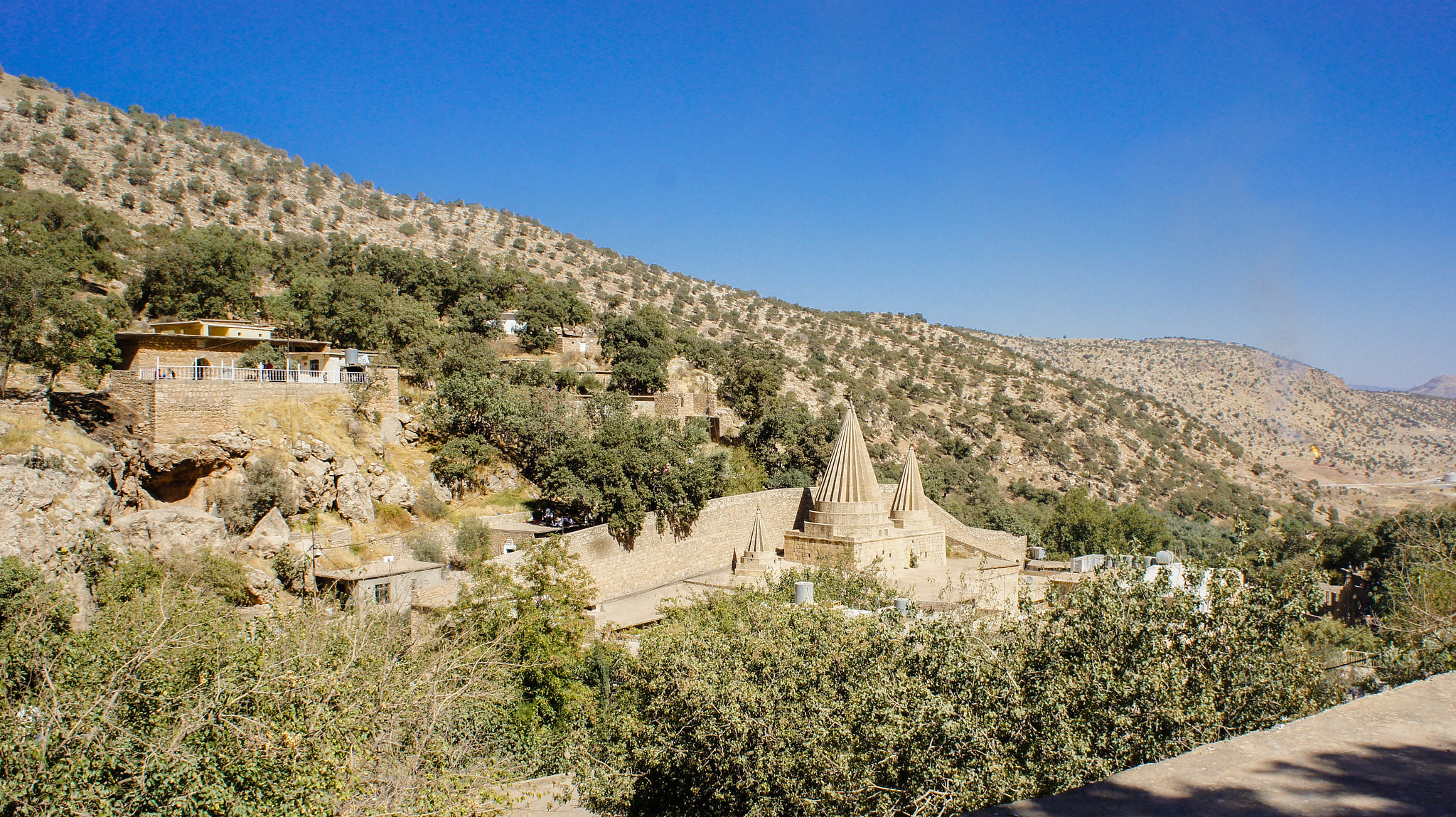 View of Lalish