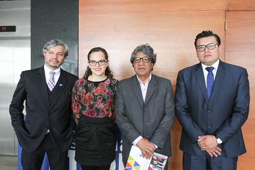 Mesa de diálogo Nacional sobre Educación para el Desarrollo Sostenible - Quito