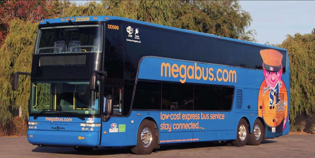 Efficiency and environmentalism drive students to Megabus