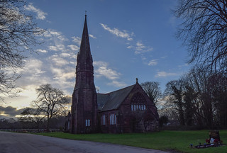 Allerton Cemetery RC chapel | by liverburd