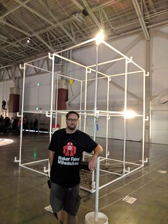 Giant LED Cube