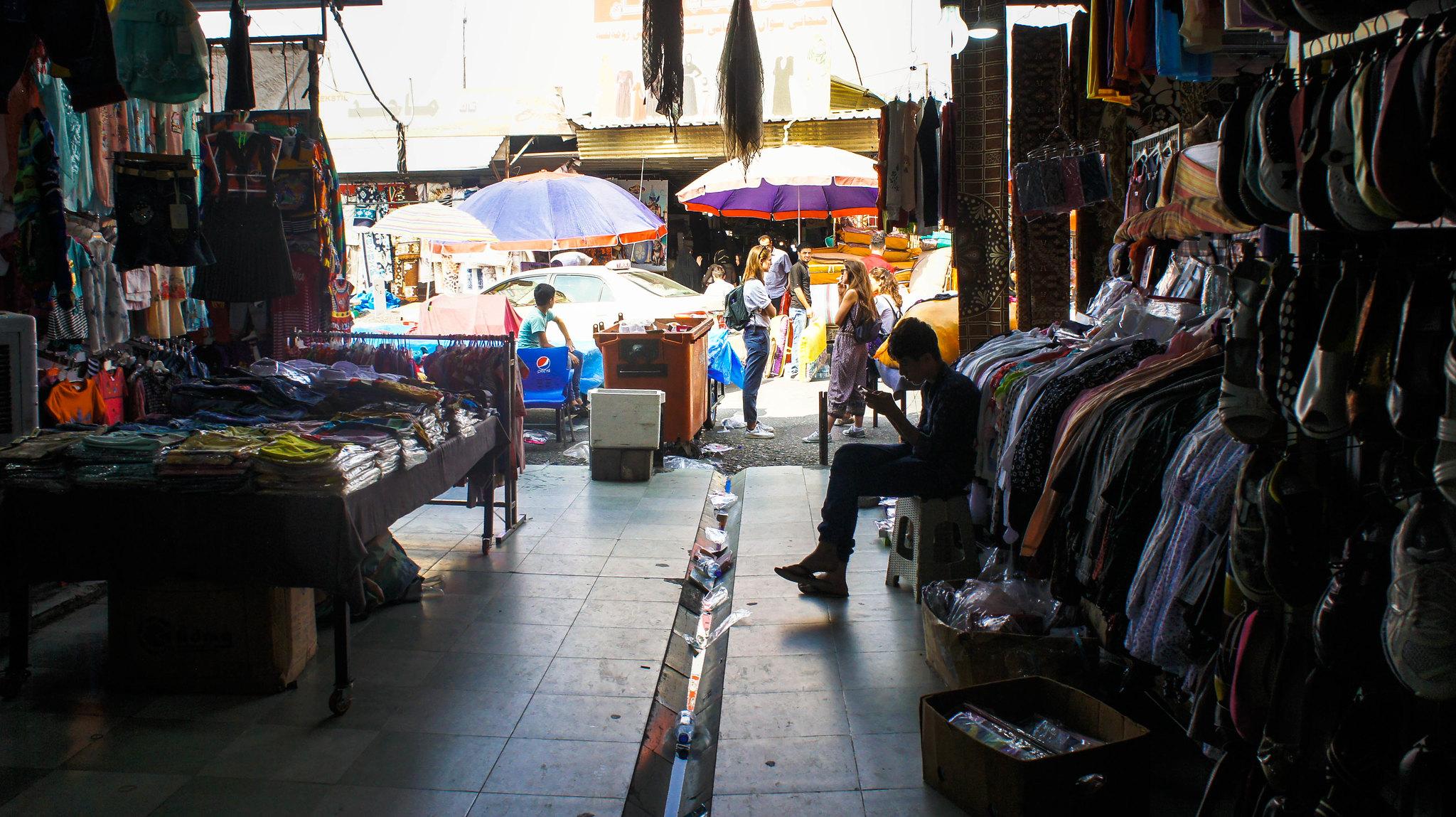 Langa bazaar
