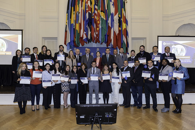 OAS Diploma: Governance, Management and Public Leadership in the Inter-American System