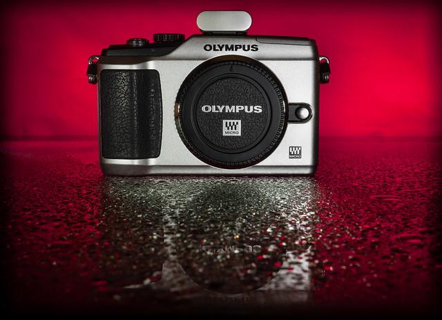 Olympus Pen E-PL2.
