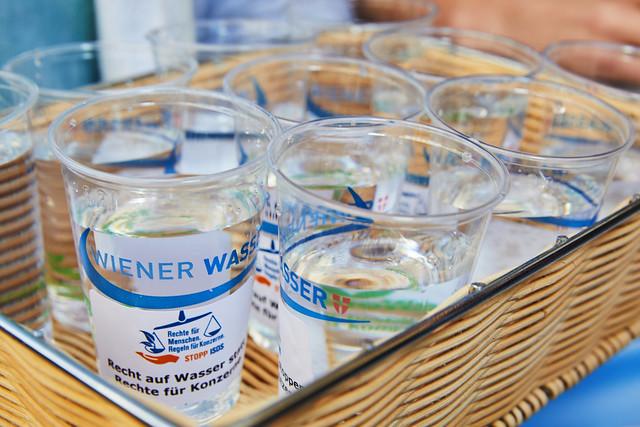 Wasser schützen: ISDS stoppen!