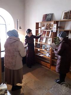 31.03.2019 | Дни православной книги в библиотеке Софийского собора