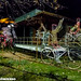 ciclistas de luz, miranda do douro