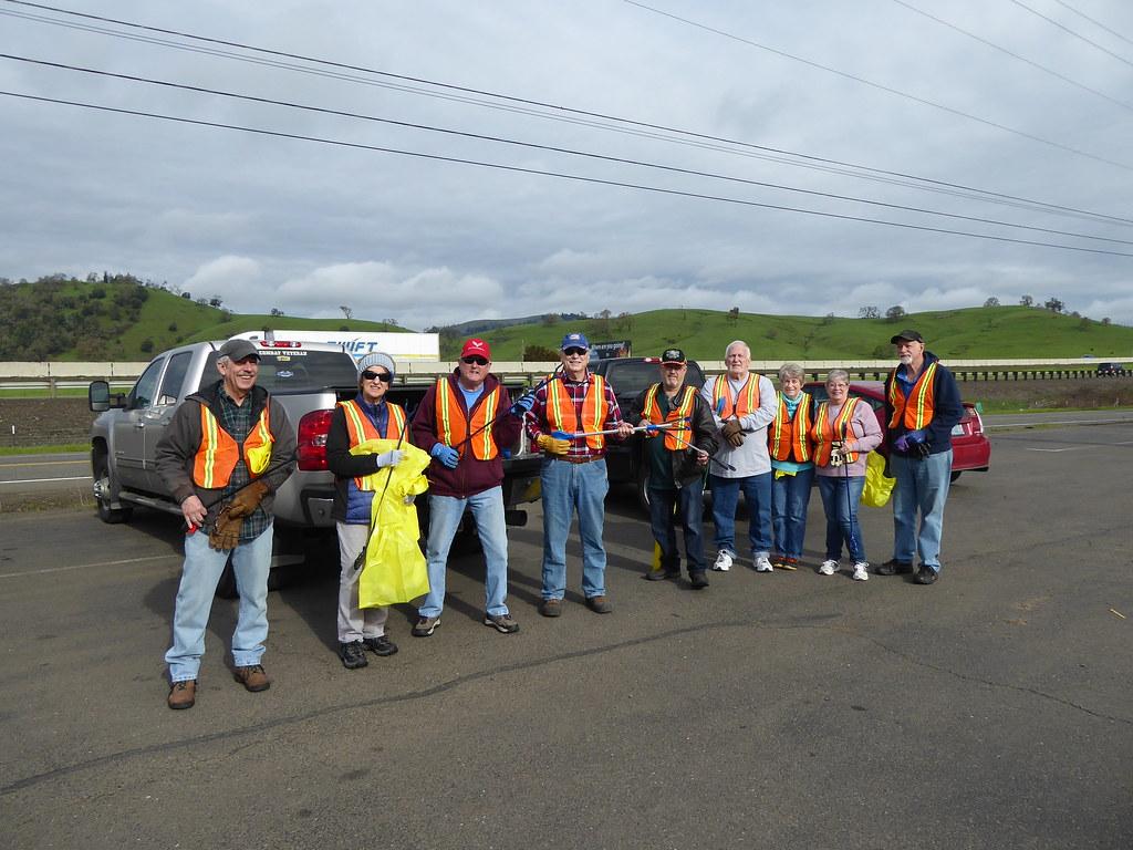 Adopt a Highway Litter Patrol