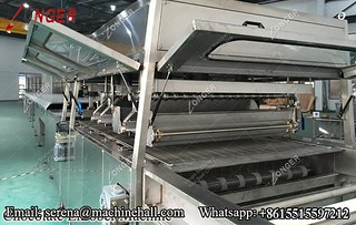 Perfect Chocolate Enrober Machine for Sale Australia