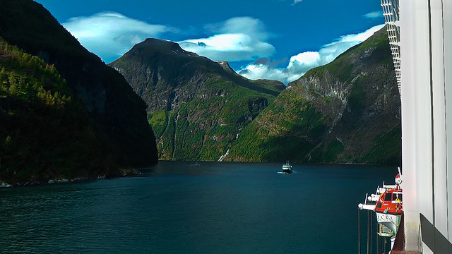 A503 Norway / Geirangerfjord