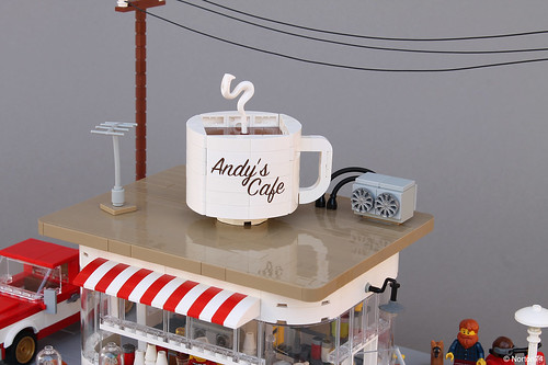 Coffee Stand | Andy's Cafe | by Andrea Lattanzio