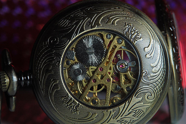 365 - Image 070 - Pocket watch...