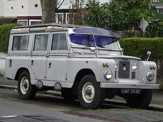 1968 Land Rover 109 LWB