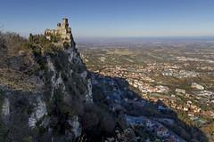 Landscapes of San Marino. Пейзажи Сан Марино.