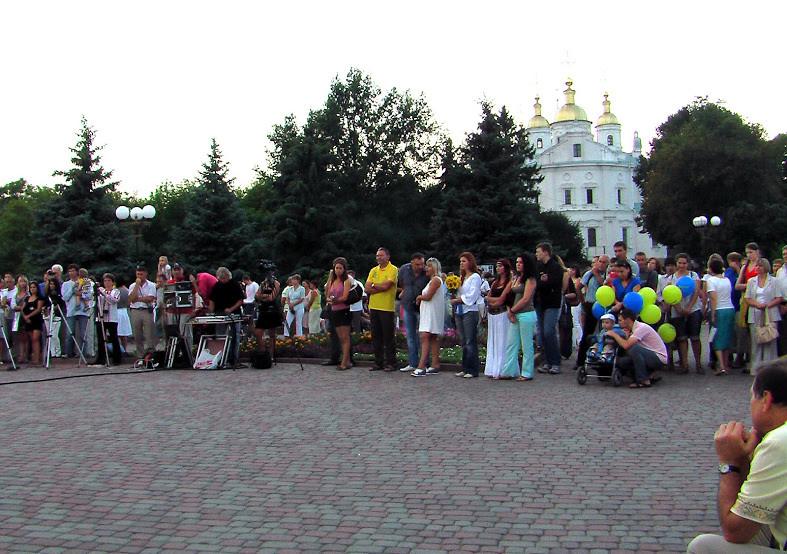 2012 Беседка в Полтаве