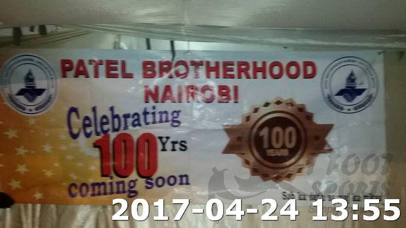 Patel BrotherHood Century Cup 2017