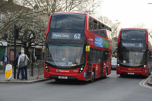 Stagecoach London 10320 SN16OKA