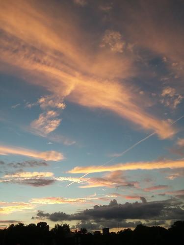 dayton sunset