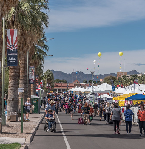 2019 Tucson Festival of Books