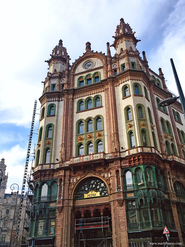 Film girati a Budapest