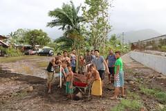Group photo, Vaisigano