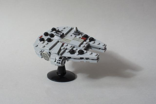 Mini Millennium Falcon