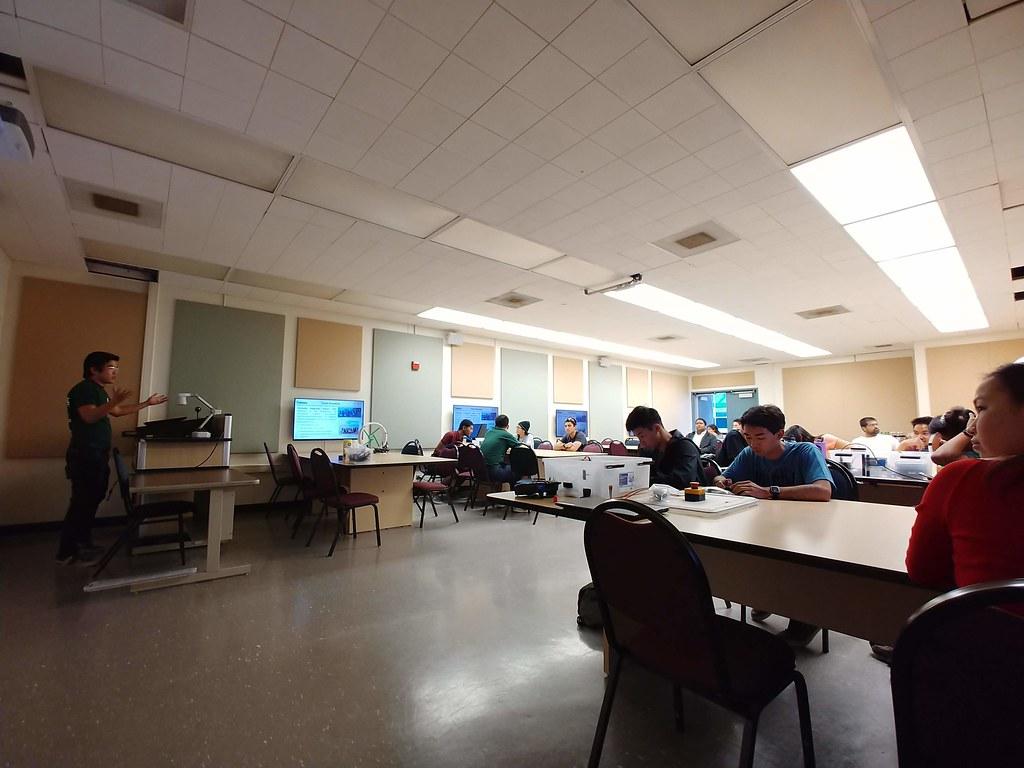 Team Kanaloa MRUH Robotics Workshop - April 18, 2018