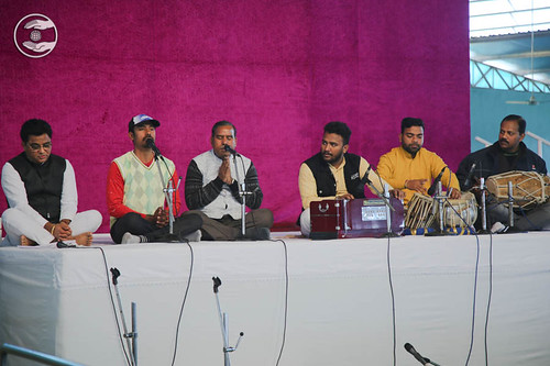 Devotional song by Ankur and Saathi from Sant Nirankari Colony Delhi