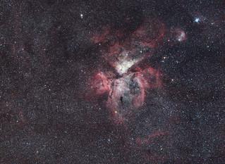 Carina Nebula from Costa Rica | by AstroBackyard