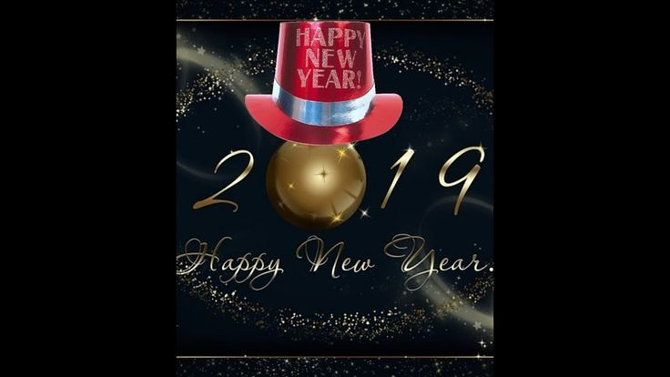 Happy New Year 2019 Happy New Year 2019 Video New Year