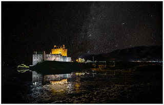 Eilean Donan at Night | by MuddyBoots.