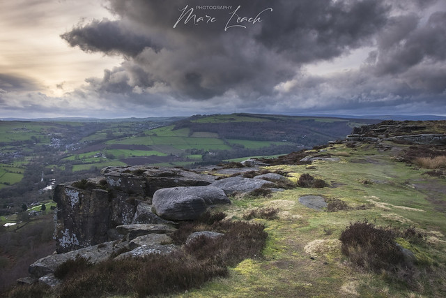 Storm Clouds Over Curber Edge (EXPLORED)