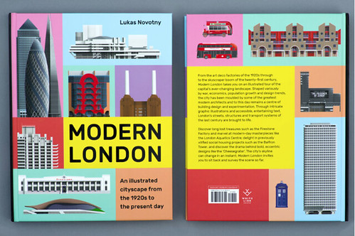 Cover_Modern London, Whit Lion Publishing, Lukas Novotny