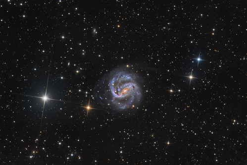 NGC 1672 | by Terry Robison