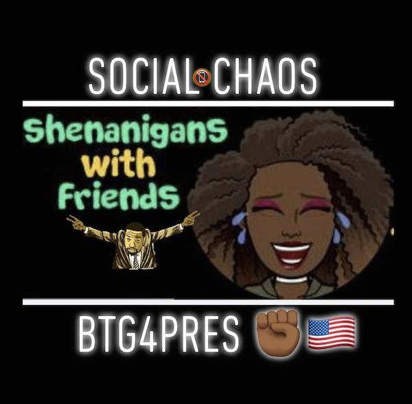 Social Chaos #B4P083