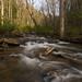 Creek in West Virginia by Ken Krach Photography